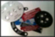 Anodized Aluminum Nameplates  | Wholesale Safety Labels