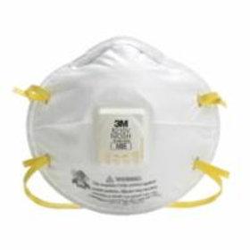 3M8210V N95 Particulate Respirators