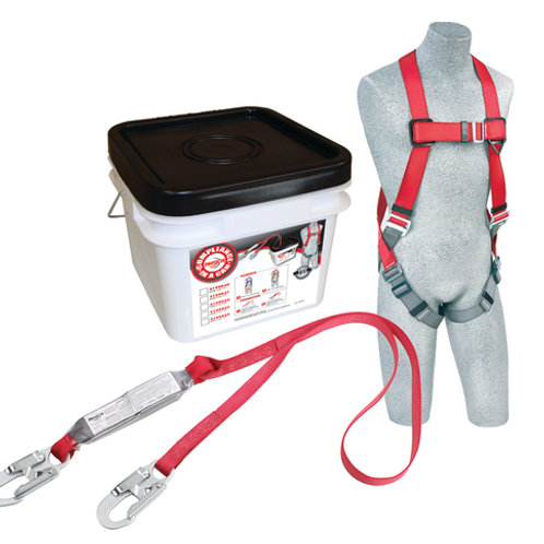 Compliance in a Can Fall Protection Kits