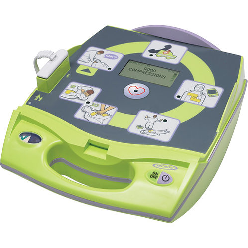 Zoll Fully Automatic AED Plus®Defibrillator