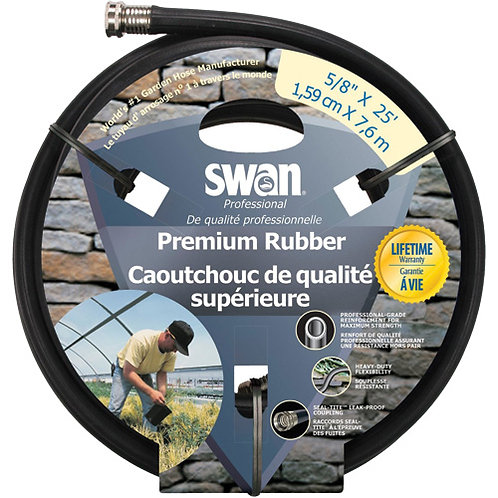 Swan®Commercial Duty Rubber Hoses