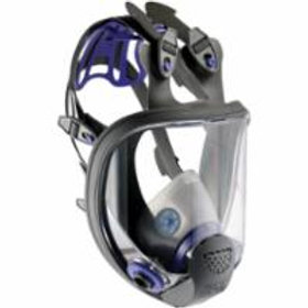3M Respirators Ultimate FX FF-400 Series Full Face