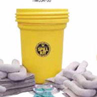 30 Gallon Universal & Oil Spill Kits