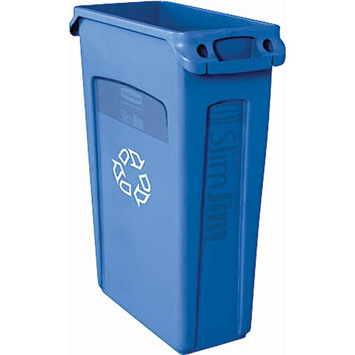 Rubbermaid Recycling Containers -  Slim Jim
