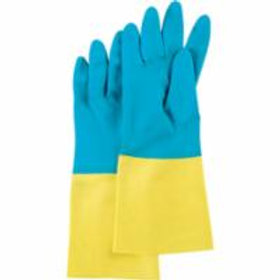 Neoprene/Natural Rubber Latex Gloves