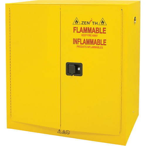 ZENITH SAFETY- Flammable Storage Cabinets 7 Sizes
