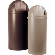 Marshal® Classic Waste Containers | Wholesale Safety Labels