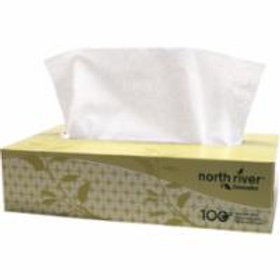 Paper and Dispensers - Facial Tissue 30 Boxes/Case