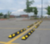 Park-It® Parking Curb by GNR Technologies  | Wholesale Safety Labels