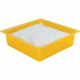 Spill Control - Drip pans with Pillows  2 Styles
