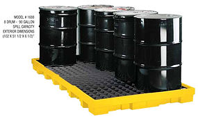 Eagle Low Profile Spill Containment Platforms