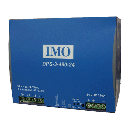 IMO DPS-3-480-24DC Power Supply