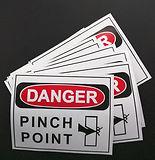 Safety Labels - Custom Safety Labels   Wholesale Safety Labels