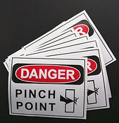 Safety Labels - Custom Safety Labels | Wholesale Safety Labels