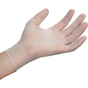 Zenith Safety Examination Grade Vinyl Gloves