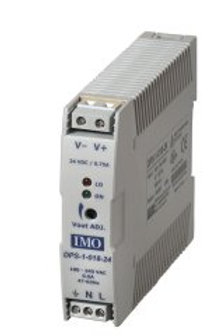 Din Rail Power Supply 24VDC Output, 10W 0.42A