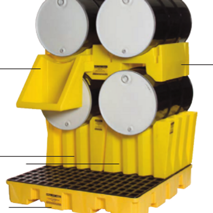 Eagle Horizontal Drum Stacking System