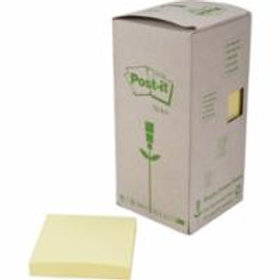 Recycled Post-it® Self-Adhesive Notepads