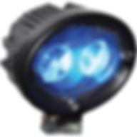 Forklift Spotter™ Safe Zone LED Warning Lamp   Wholesale Safety Labels