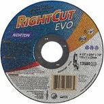 Norton Right Angle Grinder Reinforced Cut-Off Wheels