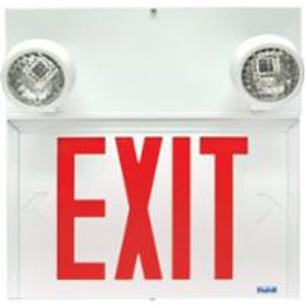 Industrial Lighting - Exit Signs and Lights