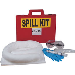 Portable FIrst Responders Spill Kit | Wholesale Safety Labels