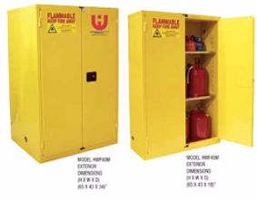 Herbert Williams Flammable Storage Cabinets | Wholesale Safety Labels