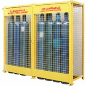 Gas Cylinder Cabinets For Compressed Gas