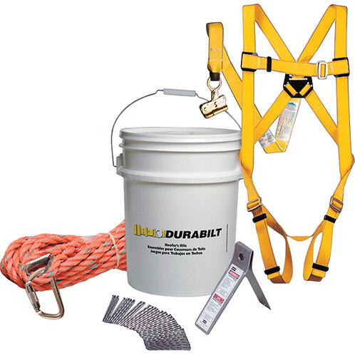 Fall Protection - Safety Roofer's Kit