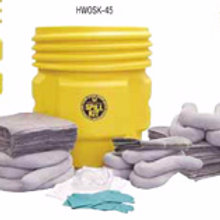 45 Gallon Universal & Oil Spill Kits