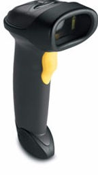 Symbol LS2208 Bar Code Scanner and Cable