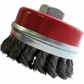 "Osborn®3"" Bridled Cup Brushes"