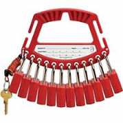 Master Lock Padlock Caddies