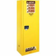 Justrite Slimline Safety Cabinets | Wholesale Safety Labels