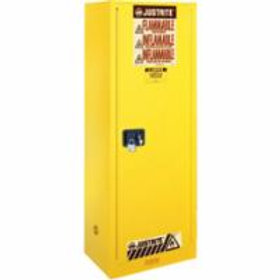 Justrite Slimline Safety Cabinets