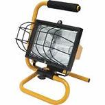 Portable Halogen Work Lights | Wholesale Safety Labels