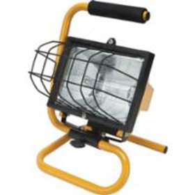 Industrial Lighting - Portable Halogen Work Lights
