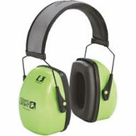 Leightning® High Visibility Earmuffs | Wholesale Safety Labels