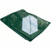 Industrial Tarpaulins Green / Silver