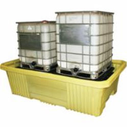 Enpac's Double IBC 4000i With Drain