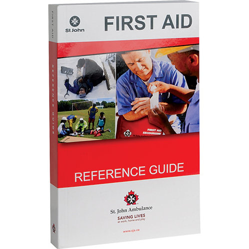 CPR Products - St. John Guide