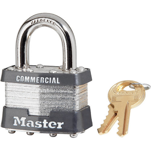 Master Lock LaminatedSteel Padlocks No. 7