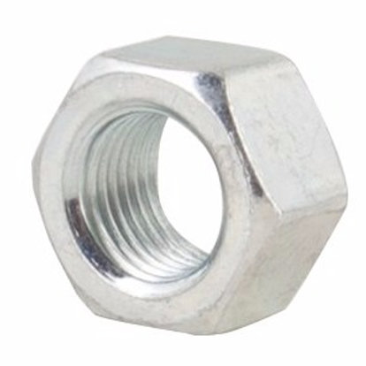 "Fasteners - 5/16""-18 Zinc Finish Grade 5 Finished Hex Nut 100/Box"