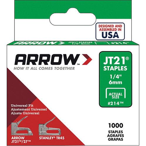 Arrow™JT21 Stick Staples