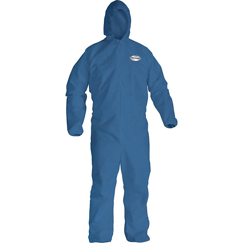 KleenGuard HoodedCoveralls Sold 25 / Case Priced per Coverall