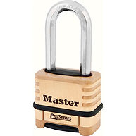 Master Lock ProSeries® Resettable Brass Combination Padlocks   Wholesale Safety Labels