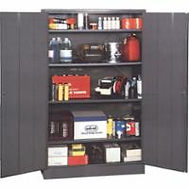 Economical Quick Assembly Storage Cabinets | Wholesale Safety Labels