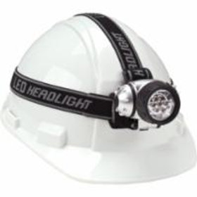 Aurora Tools Head Lamps - LED Economy Headlamp
