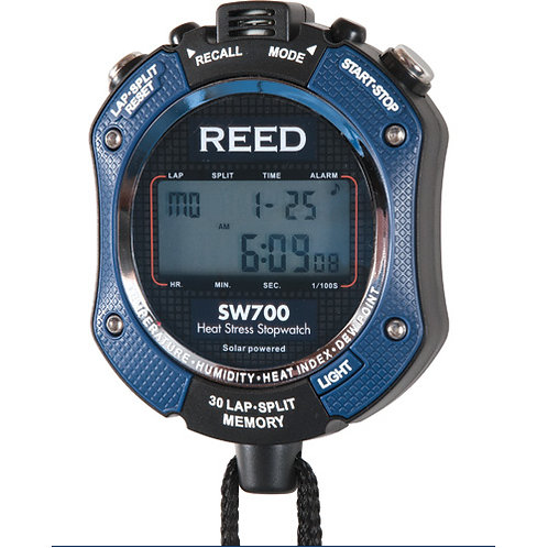 REED Heat Stress Stop Watch
