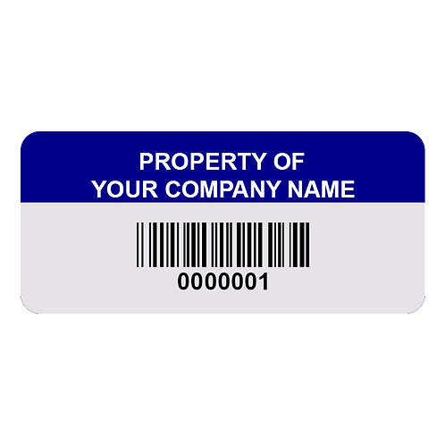 Custom Anodized Aluminum Asset Tags | Toronto | Ontario | Wholesale Safety Labels